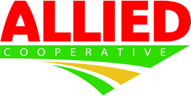 Allied Cooperative logo and link to their website