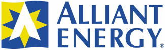 Alliant Energy logo and link to their website
