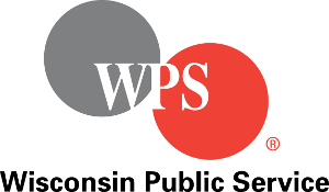Wisconsin Public Servicve logo and link to their website