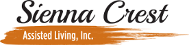 Sienna Crest Assisted Living Inc. logo and link to their website