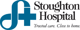 Stoughton Hospital logo and link to their website