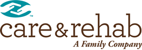 Care and Rehab logo and link to their website
