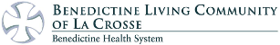 Benedictine Living Communitiy of La Crosse logo and link to their website