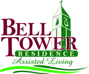 Bell Tower Residence Assisted Living logo and link to their website