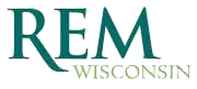 REM Wisconsin logo and link to their website