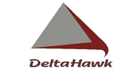 DeltaHawk logo and link to their website