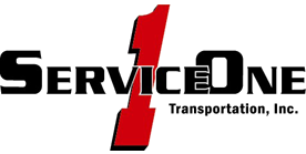ServiceOne Transportation, Inc. logo and link to their website