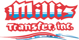 Millis Transfer Inc. logo and link to their website