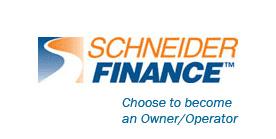 Schneider Finance logo and link to their website