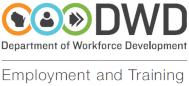 DWD - Employment and Training logo