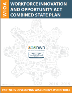 Wisconsin State Plan cover