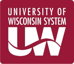 UW System logo and link to their homepage